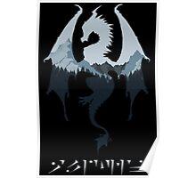 Dragon - Skyrim Poster