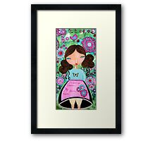 It´s Spring Framed Print