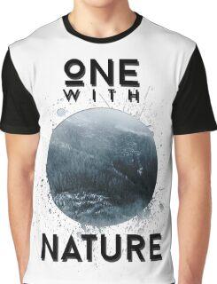 WhackShack - One with Nature Graphic T-Shirt