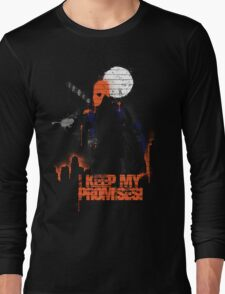 Pain, Suffering and Vengeance Long Sleeve T-Shirt