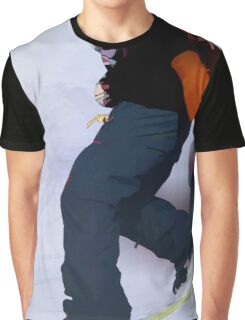 Snowboarder Moves Graphic T-Shirt
