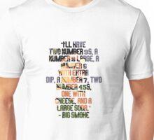 GTA San Andreas Big Smokes Order Unisex T-Shirt