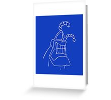 The Tick Greeting Card