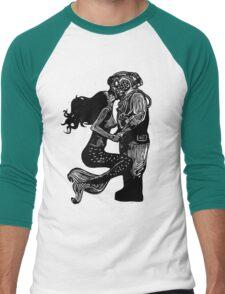 My Underwater Love Men's Baseball ¾ T-Shirt