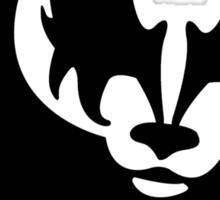 Kiss Panda Sticker