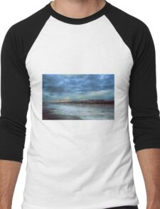 Southwold Seafront Men's Baseball ¾ T-Shirt