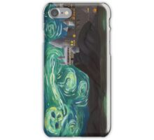 Starry Night for Witches and Wizards iPhone Case/Skin