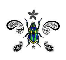 Fancy Bug by Soks Gemma