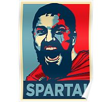 Sparta Hope Poster Poster