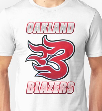 Blazers (with Type) - ACLU Fundraiser- 100% of my proceeds from prints or products will go to the ACLU until the end of the year Unisex T-Shirt