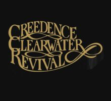 Creedence Clearwater Revival by bentoz