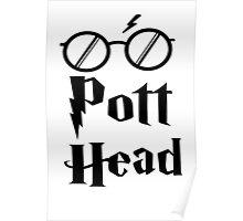Pott Head Expecto Patronum Poster