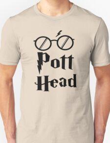 Pott Head Expecto Patronum Unisex T-Shirt