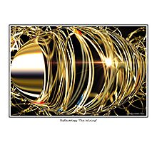 Reflectology 'The Wiring!' Photographic Print