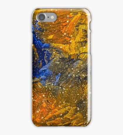 Stars Painting by Ottavio Fabbri iPhone Case/Skin