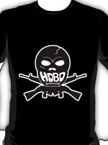H0b0Warri0r Logo T-Shirt