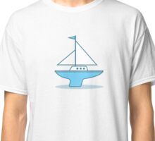 Sailboat Classic T-Shirt