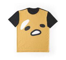 Gudetama Face Graphic T-Shirt