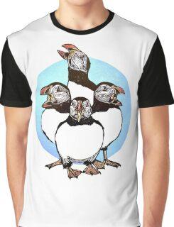 4 Calling Birds Graphic T-Shirt
