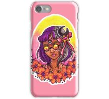 Magical Girl, Orchid iPhone Case/Skin