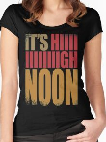 McCree - It's High Noon Women's Fitted Scoop T-Shirt
