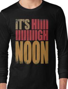 McCree - It's High Noon Long Sleeve T-Shirt
