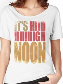 McCree - It's High Noon Women's Relaxed Fit T-Shirt