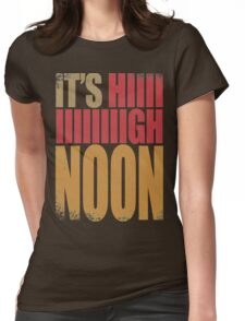McCree - It's High Noon Womens Fitted T-Shirt