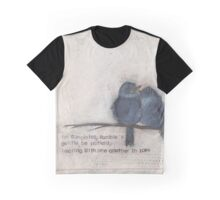 Humble and gentle  Graphic T-Shirt