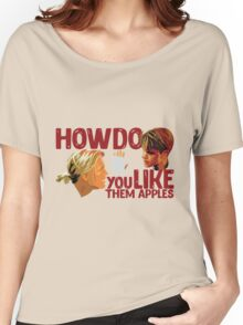 Good Will Hunting - Apple Women's Relaxed Fit T-Shirt