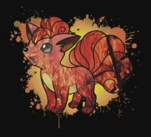 Vulpix by alwaid