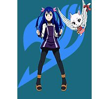 Wendy Marvell w/ Carla Photographic Print