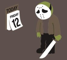 Almost Friday The 13th Jason by popculture