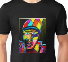 Jester with Different Eyes Unisex T-Shirt