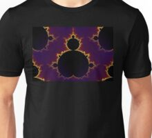 Fractal Mandelbrot Seamless Unisex T-Shirt