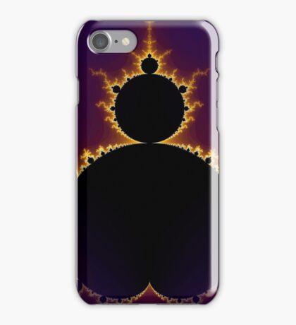 Fractal Mandelbrot Seamless iPhone Case/Skin