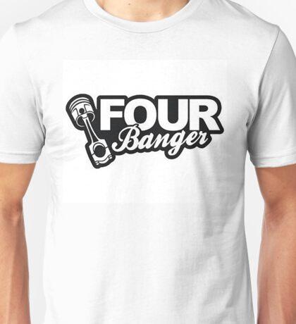 Four Banger Unisex T-Shirt