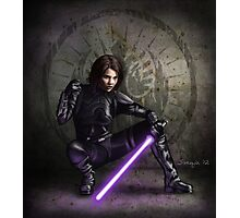 Sword of the Jedi Photographic Print