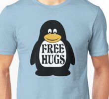 Hugs the Penguin Unisex T-Shirt