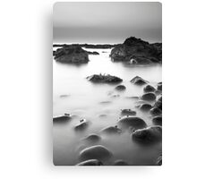 Calm after the storm.... Canvas Print