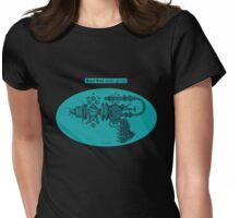 SMART GUNS: MODEL 001-S3 Womens Fitted T-Shirt
