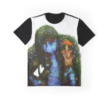 The Earth is Awake Graphic T-Shirt