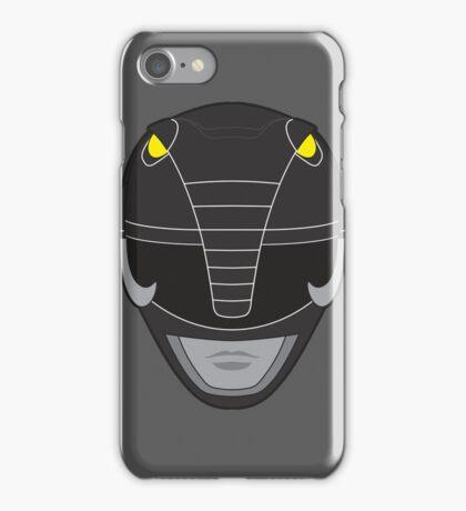 Black Ranger / Mammoth Ranger iPhone Case/Skin