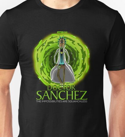 Doctor Sanchez Unisex T-Shirt