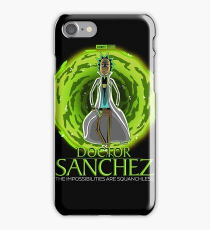 Doctor Sanchez iPhone Case/Skin