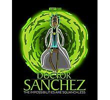 Doctor Sanchez Photographic Print