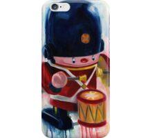 Toy Soldier- vintage iPhone Case/Skin