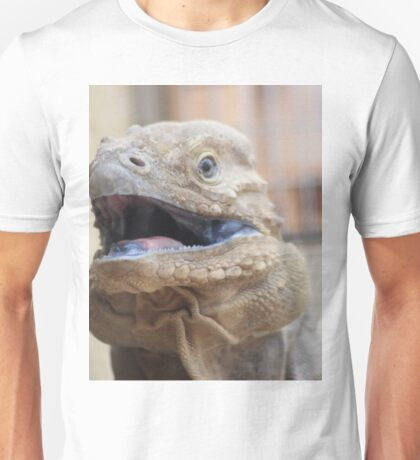 Lizard's gonna get you... Unisex T-Shirt