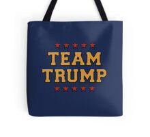 Team Trump Tote Bag