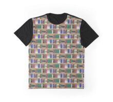 Bookshelf Graphic T-Shirt